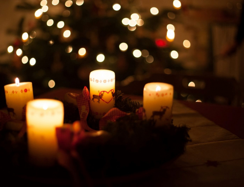 Do-It-Yourself: Adventkranzsegnung zuhause