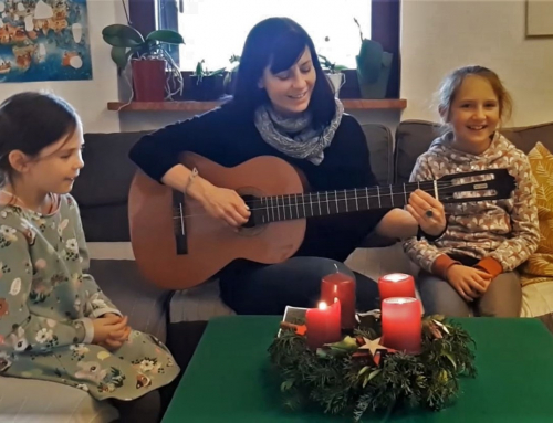 Kinderkirche virtuell am 3. Adventsonntag